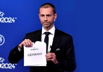 EURO 2024 için Türkiye'ye oy vermeyen ülkeler ortaya çıktı