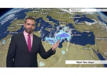 BBC'de uyardı! Kasırga yolda...