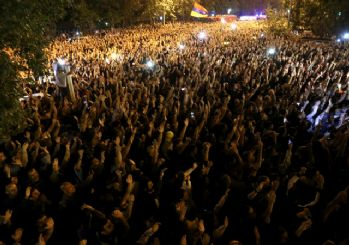 Ermenistan'da karşı devrim ilan edildi