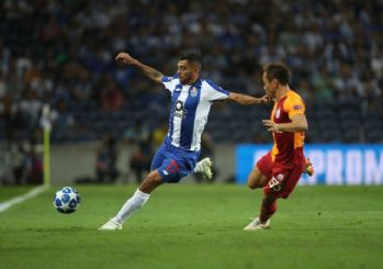 Galatasaray devler liginde Porto sınavında