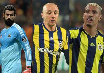 Fenerbahçe'de 3 futbolcu kadro dışı!