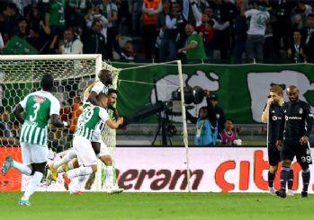 Beşiktaş sonunu getiremedi! 4 gol, 2 penaltı, 1 kırmızı kart
