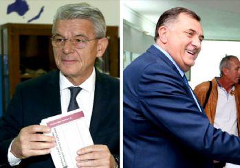 Bosna Hersek'te seçim sonuçları şaşırttı... Boşnaklar Hırvat başkan da seçti