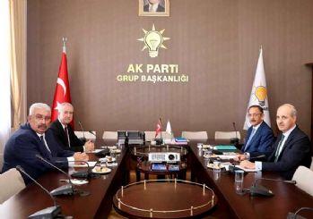 AKP ile MHP arasındaki ittifak görüşmeleri başladı