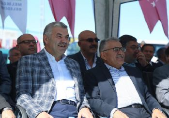 Kayseri'ye 620 milyonluk 41 tesis