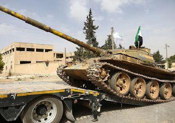 Milli Savunma Bakanlığı: Soçi Mutabakatı çerçevesinde ağır silahlar çekildi
