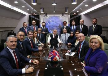 Erdoğan'dan Cemal Kaşıkçı olayıyla ilgili: Sessiz kalmamız mümkün değil