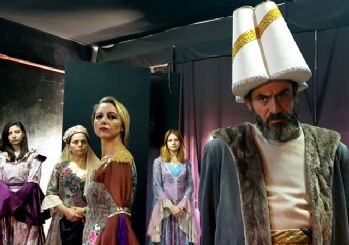 Baltacı Mehmet ve Katerina Bursa'da