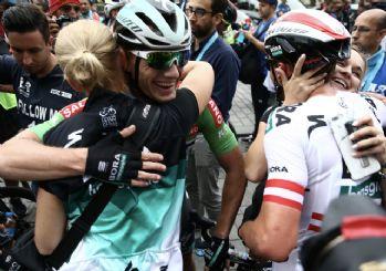 Cumhurbaşkanlığı Bisiklet Turu'nu kazanan belli oldu