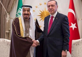 Kral Selman'dan Erdoğan'da telefon