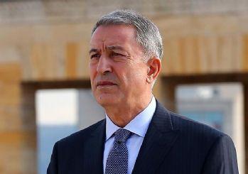 Milli Savunma Bakanı Akar: Münbiç'te ortak devriye yakında başlayacak