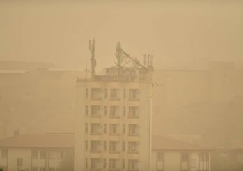 Meteoroloji uyardı: Toz bulutu Marmara'ya ilerliyor!