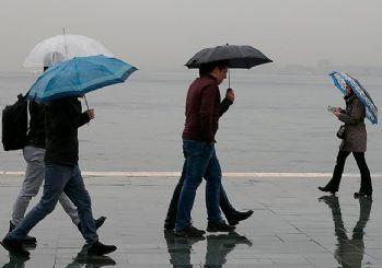 Meteoroloji'den yağmur uyarısı geldi!