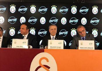 Galatasaray'dan tarihi sponsorluk anlaşması!