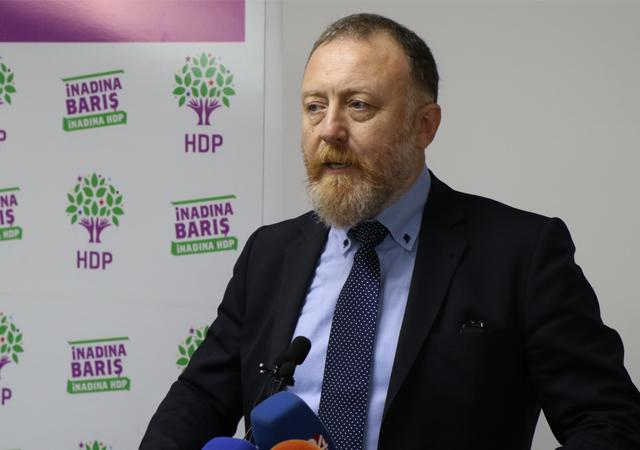 HDP'den hükümete çağrı: Gelin masaya oturalım!
