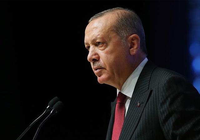 """Erdoğan'dan """"Öğrenci Andı"""" açıklaması…"""