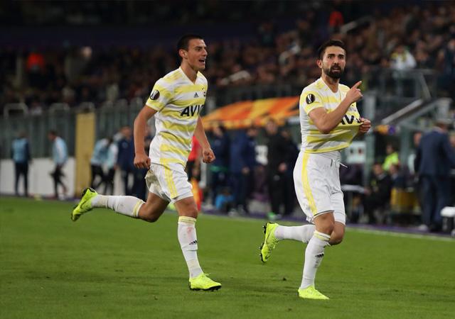 Anderlecht Fenerbahçe UEFA Avrupa Ligi maçı