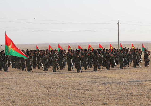 PKK Sincar'da 3 yeni kamp kurdu