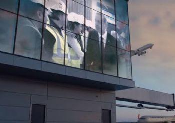 Geri sayım başladı! İstanbul Yeni Havalimanı videosu...