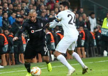 Beşiktaş Genk canlı anlatım