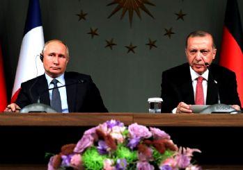 İstanbul'da Suriye konulu dörtlü zirve! Erdoğan'dan kritik Suriye mesajı
