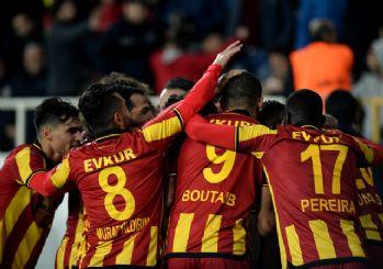 Galatasaray'ın deplasman kabusu sürüyor! 2-0
