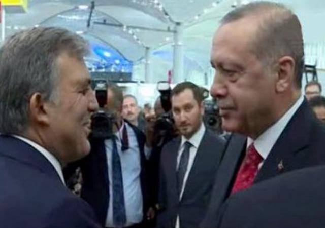 Abdullah Gül  Havalimanı açılışına katıldı…