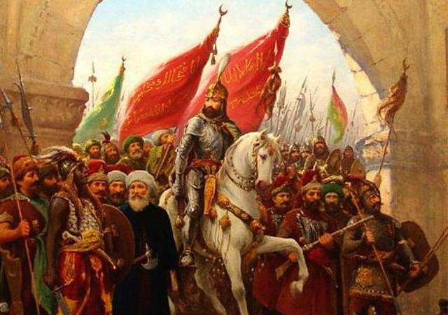Netflix'ten Fatih Sultan Mehmet Dizisi: Ottoman Rising