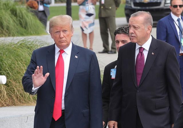 Erdoğan ile Trump'ın görüşmesinde Halkbank konuşuldu…
