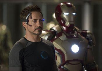Robert Downey Jr'dan Thanos Paylaşımı