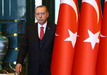 Cumhurbaşkanı Erdoğan'dan ikili görüşmeler