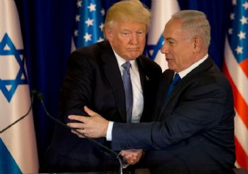 Netanyahu Selman için Trump'la görüştü