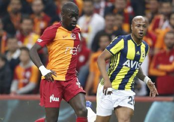 Galatasaray-Fenerbahçe derbisinin geniş özeti ve golleri