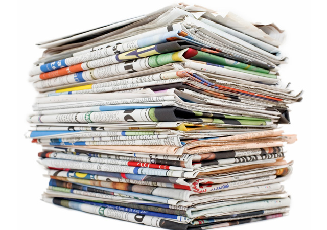 Günün gazete manşetleri (29 Kasım 2015)