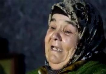 Türkmen Nine'den ağlatan ağıt