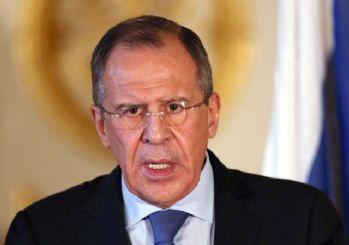 Lavrov: Türkiye sınırı aştı