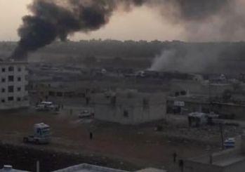 Rus uçakları sivilleri vurdu: 7 ölü