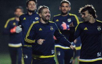 Fenerbahçe'de Trabzonspor mesaisi başladı