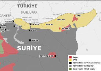 YPG, Rusların desteğiyle Fırat'ın batısına doğru ilerliyor