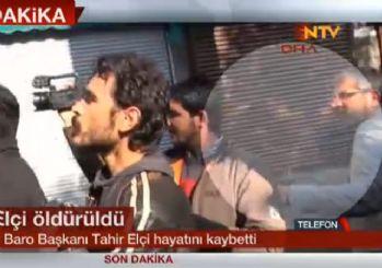 Tahir Elçi'nin öldüğü saldırı anı görüntüleri ne söylüyor