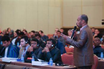 Müslüman gençler İstanbul'da buluştu