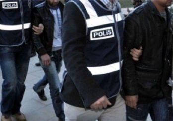 8 IŞİD'li yakalandı