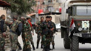 Suriye Ordusu Halep'e ilerliyor