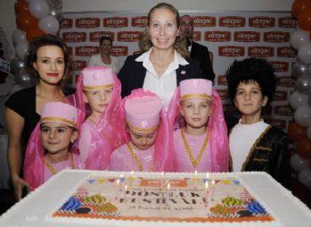 Türk-Rus-Ukrayna Dostluk Festivali