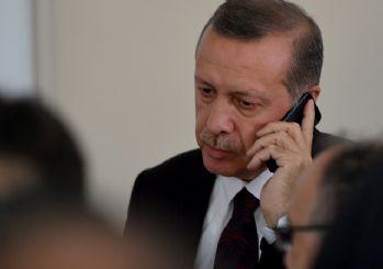 Erdoğan'dan Elçi'nin ailesini aradı