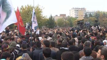 'PKK intikam' sloganlarıyla uğurlandı