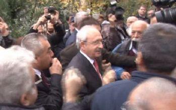 Kılıçdaroğlu Cumhuriyet Gazetesi'ni ziyaret etti