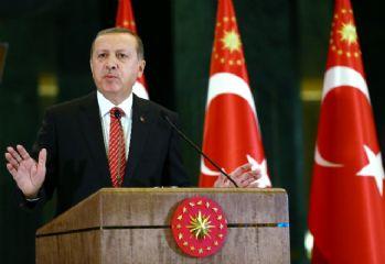 Erdoğan'dan Pulur ailesine taziye
