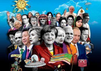 The Economist'in '2016 yılında dünya' adlı kapağında Erdoğan yok!