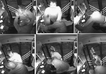 İstanbul'da otobüs şoförüne inanılmaz saldırı!